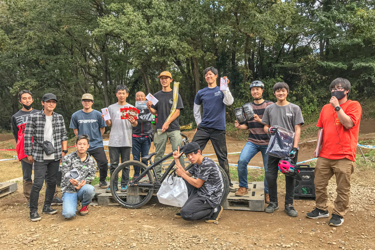 スマイルバイクパーク 2020SBPダートジャンプJAM ハイクラス