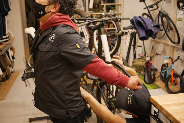 Sportsbikeshop Biking TUBAGRA取り扱い販売店紹介
