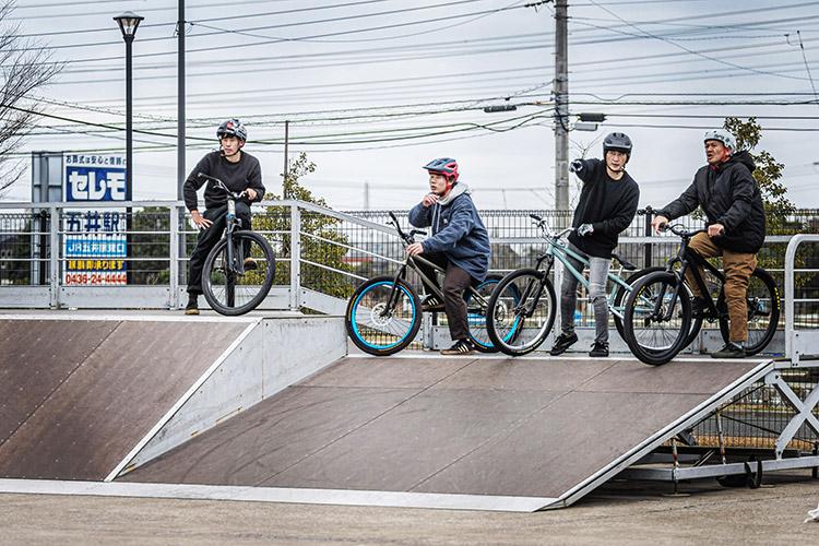 市原市総合公園 スケートコート オリプリランド 市原スケートパーク