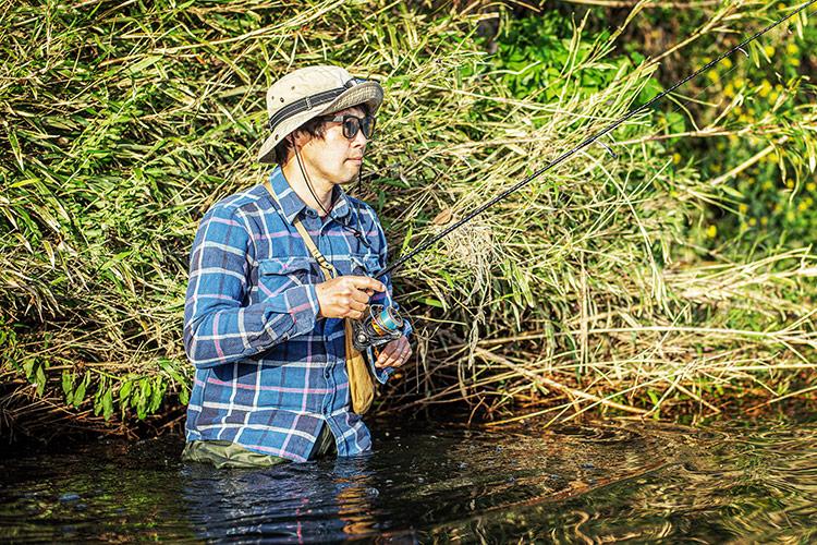 ENETREE airora wellington BIKE&FISH 釣り